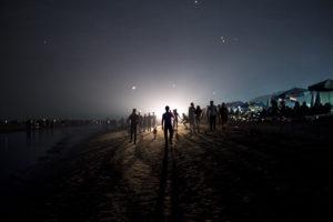 NOUVEL AN 2018 – PLAGE DE COX's BAZAR BANGLADESH