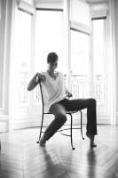 Laetitia Nirel Danseuse au Lido