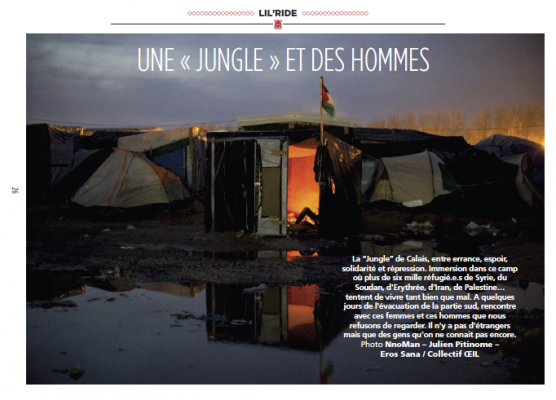 FUMIGENE #3 – Lil Ride Portfolio Jungle de Calais