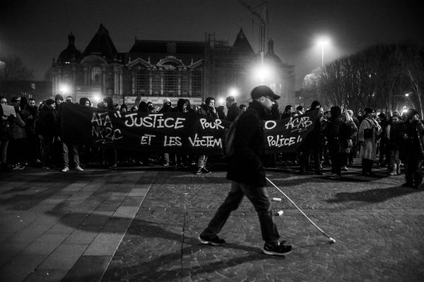 Manifestation en soutien à Théo et contre les violences policières - Lille - 9 février 2017