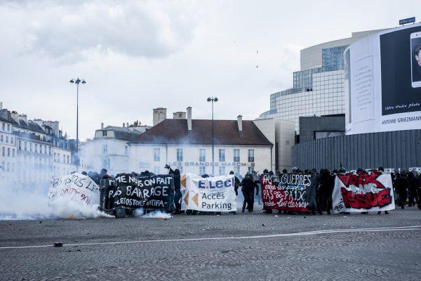 Manifestation du 1er mai 2017 à Paris