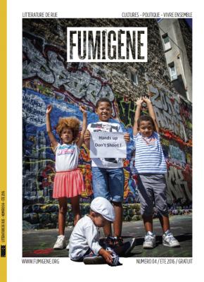 FUMIGENE #4 – ETE 2016 Couverture