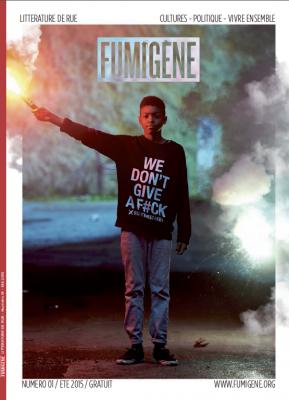 FUMIGENE #1 – ETE 2015 Couverture