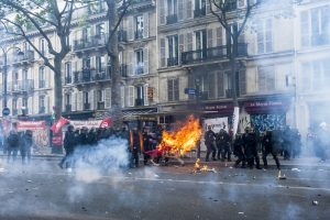 Manifestation du 1er mai 2017 à Paris